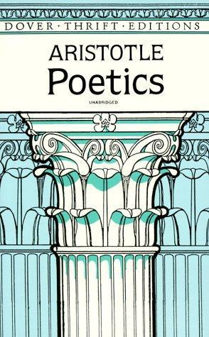 The cover of Aristotle's Poetics. Aristotle defined the story elements that can help make us better readers.